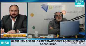 """Marcelo Pereira rompe el silencio: """"Yo no me he robado un peso del municipio"""" - Mi Radio"""