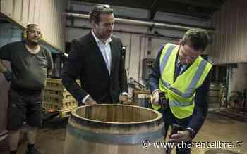 La filière cognac sous l'oeil du grand patron du Medef - Charente Libre