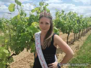 Cognac : Mélanie Pinaudeau, un titre de Miss et une cause à défendre - Sud Ouest