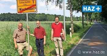 Wedemark: Radweg von Resse über Wiechendorf nach Bissendorf wird gebaut - Hannoversche Allgemeine