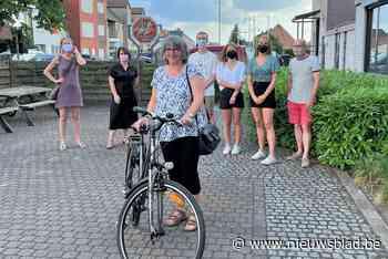 Fietsfanaat Alexandra wint hoofdprijs van hernomen Belgerinkel-actie