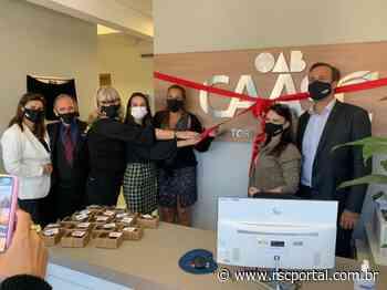 Presidente da OAB/SC inaugura nova sede da Subseção de Garopaba - Impresso Catarinense - Open Sans, sans-serif;