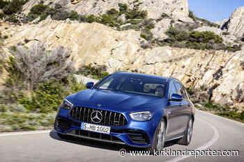 Car review: 2021 Mercedes AMG E63 S... - Kirkland Reporter