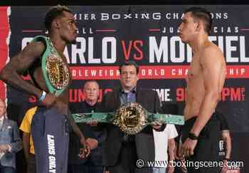 Jermall Charlo To Montiel: Kirkland Was Done; This Is A Real Fight; This Not Kirkland, Centeno - BoxingScene.com