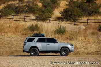 Car review: 2021 Toyota 4Runner 4x4 Trail Special... - Kirkland Reporter