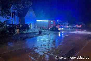 Tiental oproepen voor noodweer, zekeringkast van woning vernield na blikseminslag
