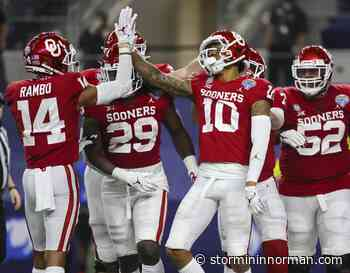 Oklahoma football: Sooners prominent in Athlon Sports' All-Transfer Team - Stormin' in Norman