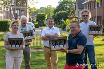 Wijk Koornbloem verkoopt eigen bier in feestjaar (Wilrijk) - Gazet van Antwerpen Mobile - Gazet van Antwerpen