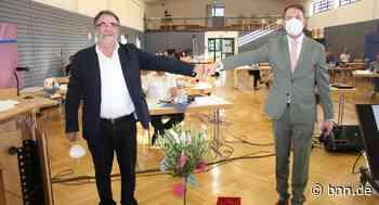 Nächste Amtszeit von Bürgermeister Helge Viehweg in Straubenhardt - BNN - Badische Neueste Nachrichten
