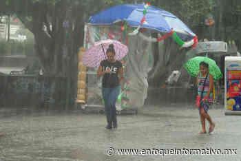 Sin afectaciones por lluvias en Chilpancingo: Bomberos - Enfoque Informativo