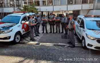 Comandante da Polícia Militar de Jaboticabal, Capitão Tayar fala das operações desta sexta-feira, 18 - Rádio 101FM