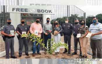 Polícia Militar de Jaboticabal realiza a inauguração do FREE BOOK; saiba o que é e como participar - Rádio 101FM
