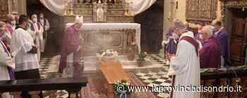 Fedeli riuniti nel dolore per l'addio a don Attilio - Cronaca, Chiuro - La Provincia di Sondrio