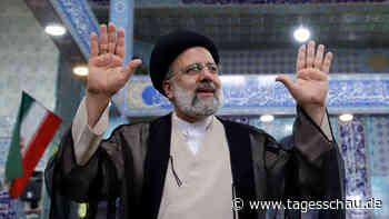 Irans neuer Präsident: Wenig erfahren, aber ambitioniert