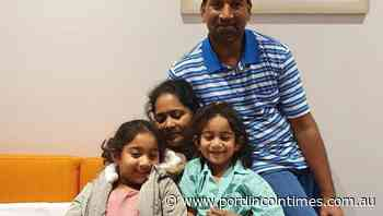 Family united as Tharnicaa leaves hospital - Port Lincoln Times