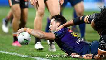 Storm smash Tigers 66-16 to lead ladder - Port Lincoln Times