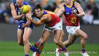 Brisbane outlast North, into AFL top-four - Port Lincoln Times