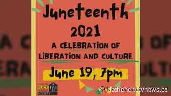 Guelph Black Heritage Society hosts virtual Juneteenth celebration - CTV Toronto