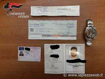 Doppia truffa a Marostica con assegni falsi per acquisto di Rolex: un 23enne in galera - La PiazzaWeb - La Piazza