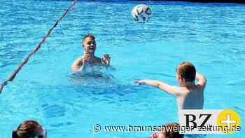 Erfolg: Anbaden in Salzgitter bei Sommerhitze