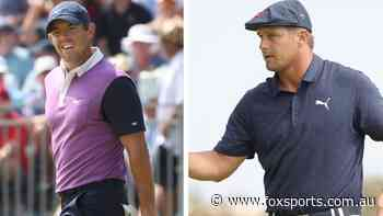 Bryson hears 'Brooksy' but no US Open pairing, Rory chases drought-breaking win: Live 4th round