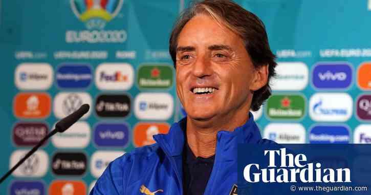 Roberto Mancini: Euro 2020 opponents Wales are tough 'like Stoke' –video