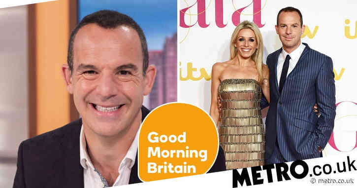 Good Morning Britain: What is Martin Lewis's net worth and who is his wife?