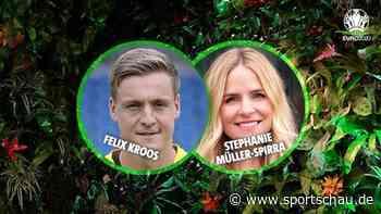 Livestream ab 13 Uhr - Sportschau Daily, die Webshow zur EURO mit Felix Kroos