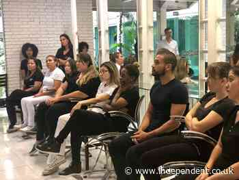 In Brazil, the fight against domestic violence goes through beauty salons and barbershops