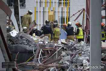 Constructiefout mogelijk oorzaak instorten school in Antwerpen
