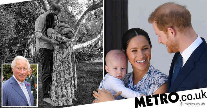 Archie 'will never be a prince under plans to slim down monarchy'