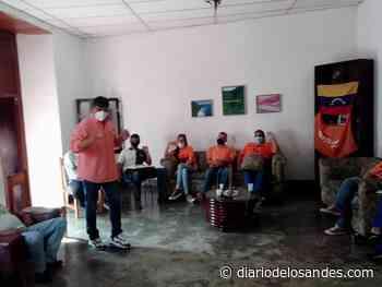 Voluntad Popular celebró importante reunión con estructura de Boconó - Diario de Los Andes