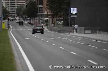 Tráfico en Pamplona: cortes y alteraciones de calles este viernes - Noticias de Navarra