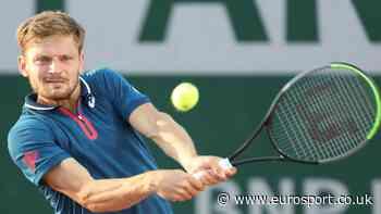 Tennis news - David Goffin follows Rafael Nadal and Naomi Osaka Wimbledon withdrawals with ankle injury - Eurosport UK