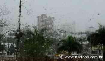 Joinville tem previsão de chuva forte no final de semana | NSC Total - NSC Total