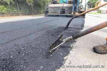 Prefeitura de Joinville prepara novas regras para pavimentação - NSC Total
