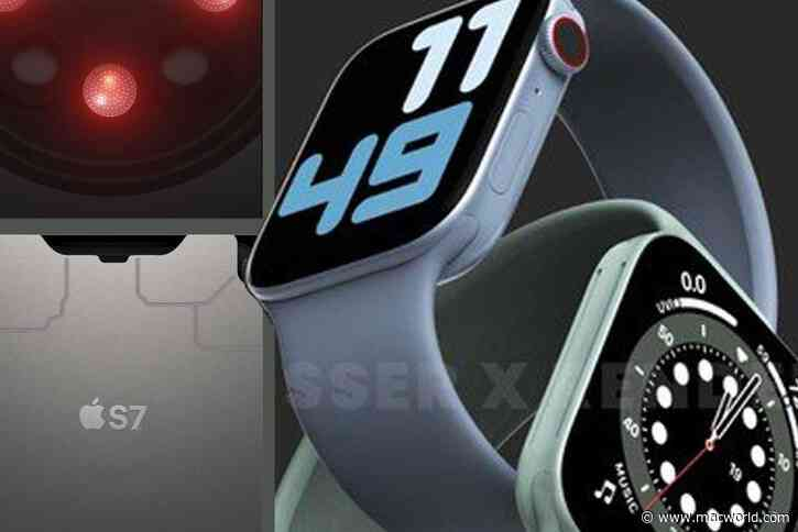 Apple Watch Series 7: New design, better display, more speed on the way