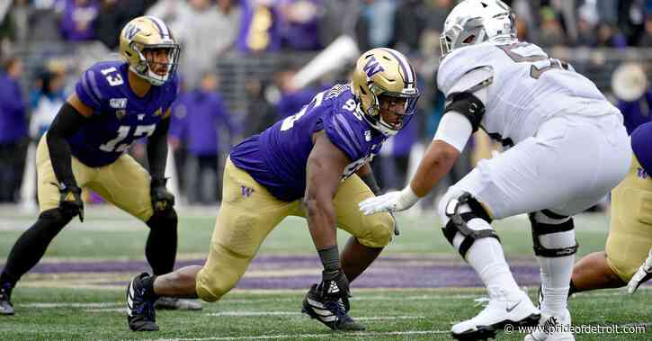 Open thread: Which Lions rookie DT will play more snaps in 2021