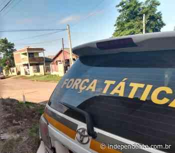 Força Tática prende indivíduo em empresa do Bairro Montanha, em Lajeado - independente