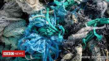 A solução inovadora contra a montanha de lixo plástico que produzimos - BBC News Brasil