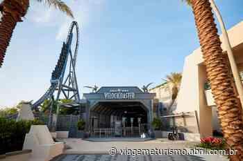 Orlando: montanha-russa Jurassic Park é nova atração da Universal - Viagem e Turismo