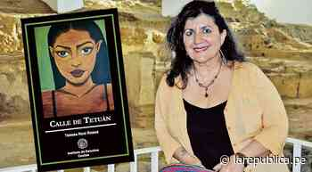 Teresa Ruiz Rosas con novela en Ceuta - LaRepública.pe