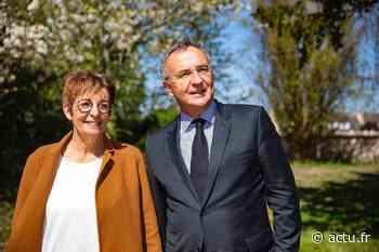 Départementales 2021 dans le canton de Val-de-Reuil : Marc-Antoine Jamet et Janick Léger répondent à nos questions - actu.fr