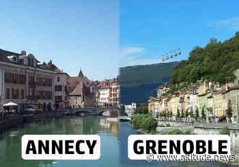 Annecy, Grenoble : un détour par les grandes villes des Alpes - Altitude News