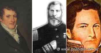 """""""Pedro Rosas y Belgrano"""": la historia del hijo oculto de Belgrano y que fue adoptado y criado por Rosas - Los Andes (Mendoza)"""