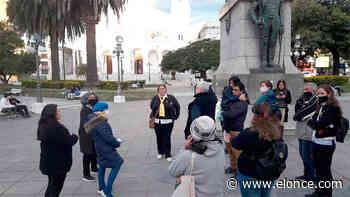 Revivieron el paso de Belgrano por Paraná en una visita guiada - Elonce.com
