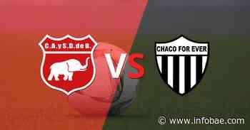 Def. de Belgrano (VR) recibirá a Chaco For Ever por la Zona B - Fecha 8 - infobae