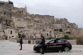 Controlli a tappeto dai Carabinieri a Matera e provincia - TRM Radiotelevisione del Mezzogiorno