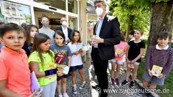 Der Kinder-Minister - Süddeutsche Zeitung