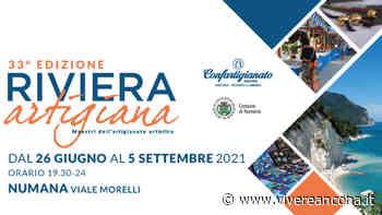 "Numana: torna lo storico mercatino ""Riviera artigiana"" - Vivere Ancona"